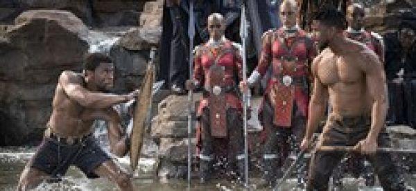 'Black Panther' gana a 'Cincuenta sombras liberadas' en la taquilla española