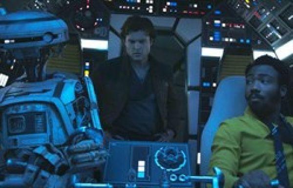 'Han Solo' repite en lo más alto de la taquilla española